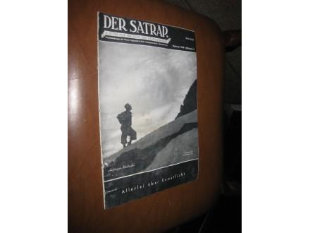 Der Satrap 14. Jahrgang 1939. Februar