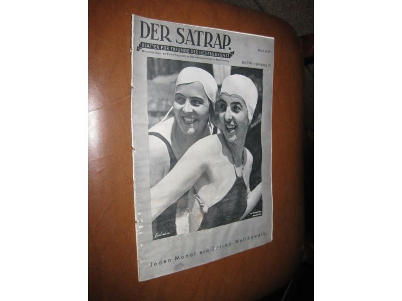 Der Satrap 14. Jahrgang 1939. Juli