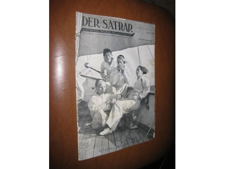 Der Satrap 14. Jahrgang 1939. Juni