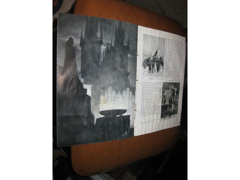 Der Satrap 14. Jahrgang 1939. September