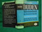 Der grosse Duden: Stilwörterbuch der deutschen Sprache