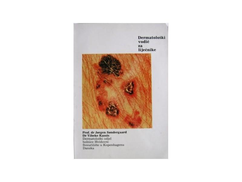 Dermatološki vodič za ljiječnike - J.Sondergaard i V.K.