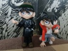 Detective Conan (Case Closed) - dve original figure