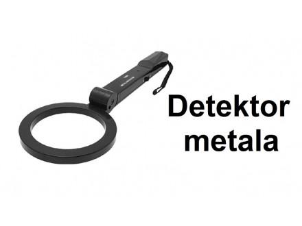 Detektor metala - Rucni detektor