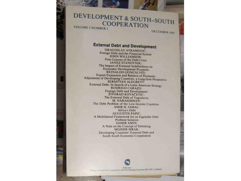 Development & south-south cooperation