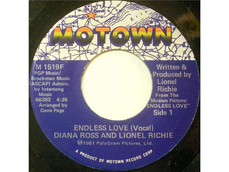 Diana Ross, Lionel Richie - Endless Love
