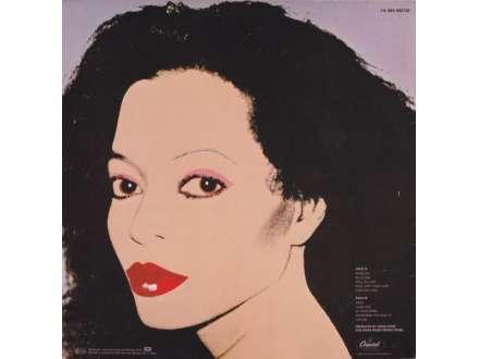 Diana Ross - Silk Electric