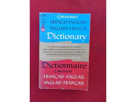 Dictinary  French - English / English - French