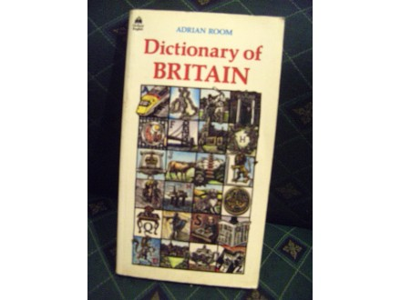 Dictionary of Britain, Adrian Room