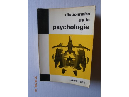 Dictionnaire de la psychologie, Norbert Sillamy