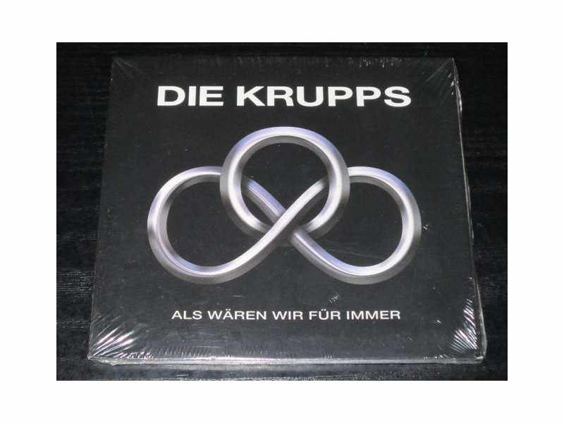 Die Krupps - Als Wären Wir Für Immer