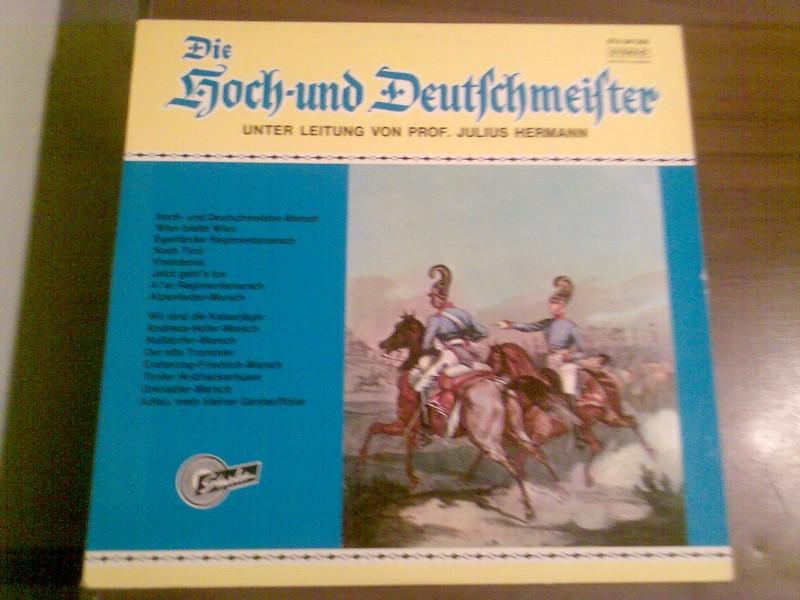 Die Original Hoch- Und Deutschmeister