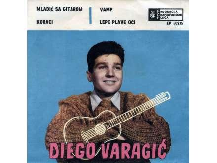 Diego Varagić - Mladić Sa Gitarom