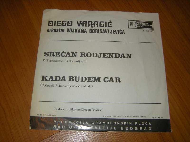 Diego Varagić - Srećan Rođendan