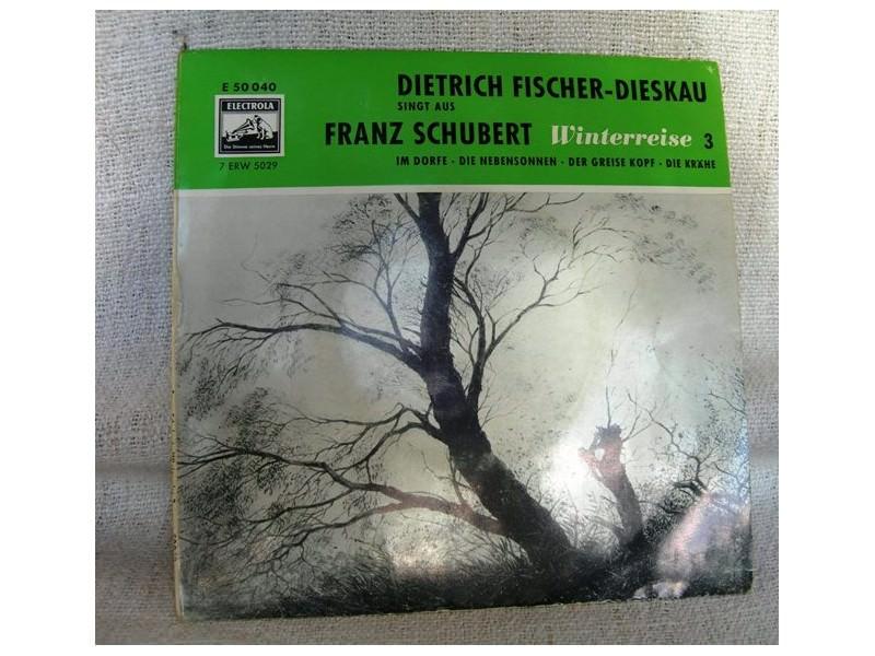 Dietrich Fischer-Dieskau - F. Schubert - Winterreise