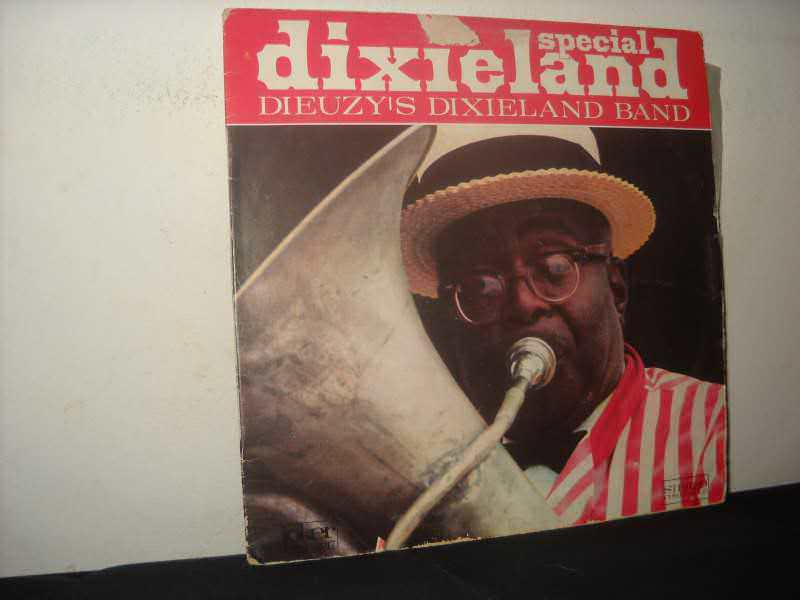 Dieuzy`s Dixieland Band - Dixielend Special
