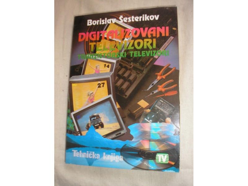 Digitalizovani televizori (tranzistorski televizori)