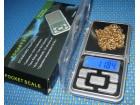 Digitalna dzepna zlatarska vaga -0.01-200 grama