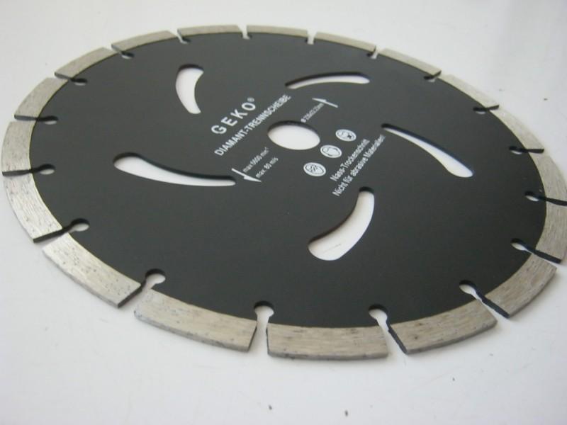 Dijamantska rezna ploča 230mm