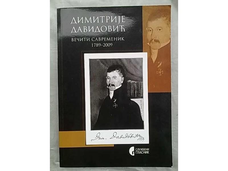 Dimitrije Davidovic veciti savremenik 1789-2009