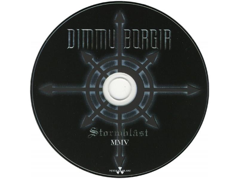 Dimmu Borgir - Stormblåst (CD+DVD)