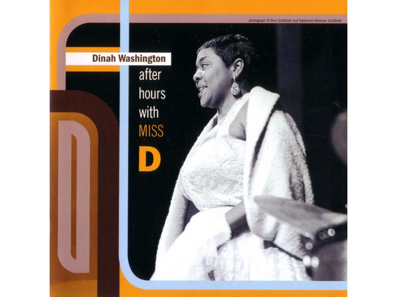 Dinah Washington - Dinah Washington - After Hours With Miss D