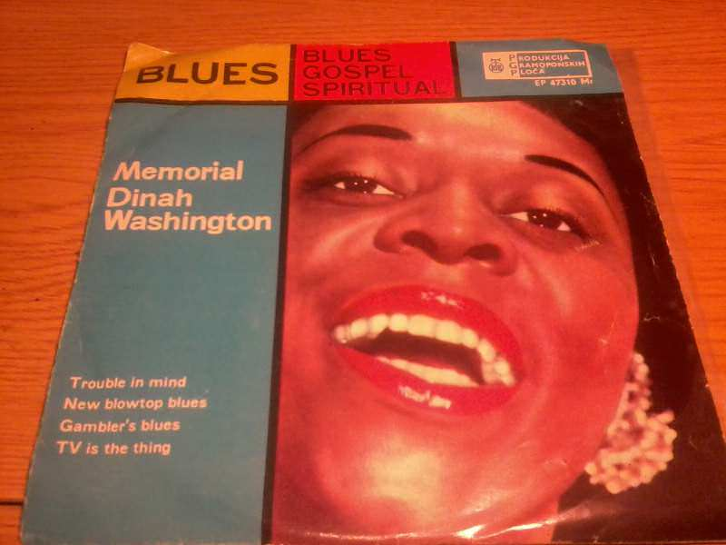 Dinah Washington - Memorial Dinah Washington