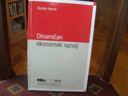 Dinamičan ekonomski razvoj, Branko Horvat