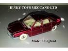 Dinky Toys Meccano NSU Ro 80 - RARITET