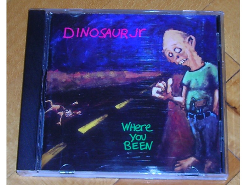 Dinosaur Jr - Where You Been