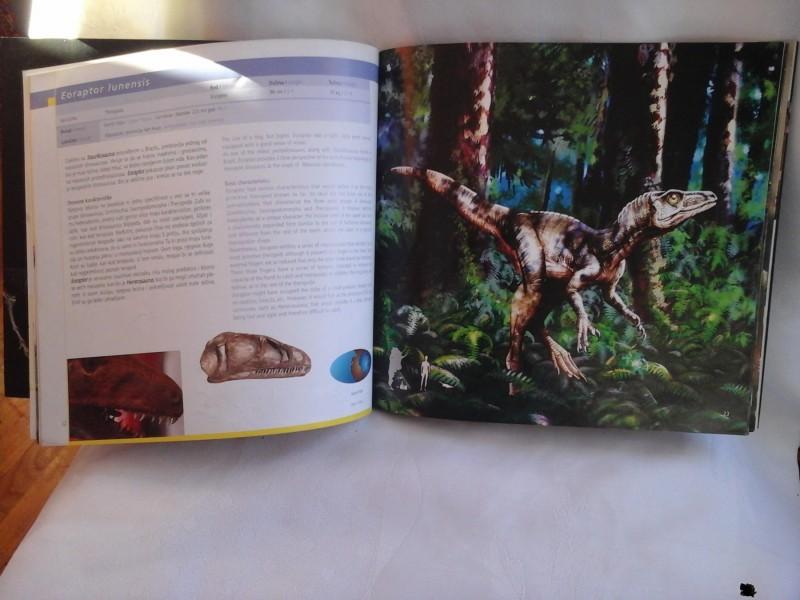 Dinosaurios Argentinos Džinovi Patagonije dinosaurusi
