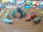 Dinosaurusi - set od 6 lepih dinosa