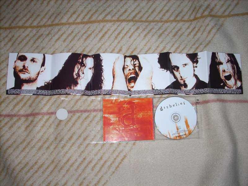Disbelief - Spreading The Rage 2CD