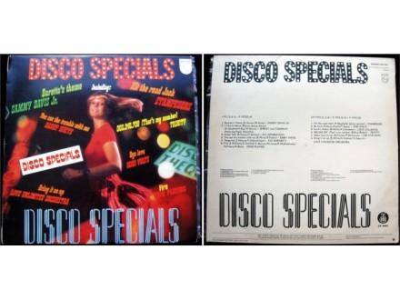 Disco Specials