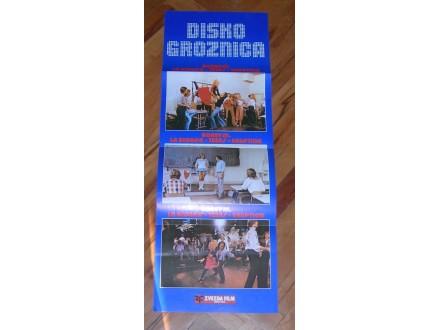 Disko groznica - filmski plakat