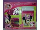 Disney Minnie Mouse Jumbo set za bojenje