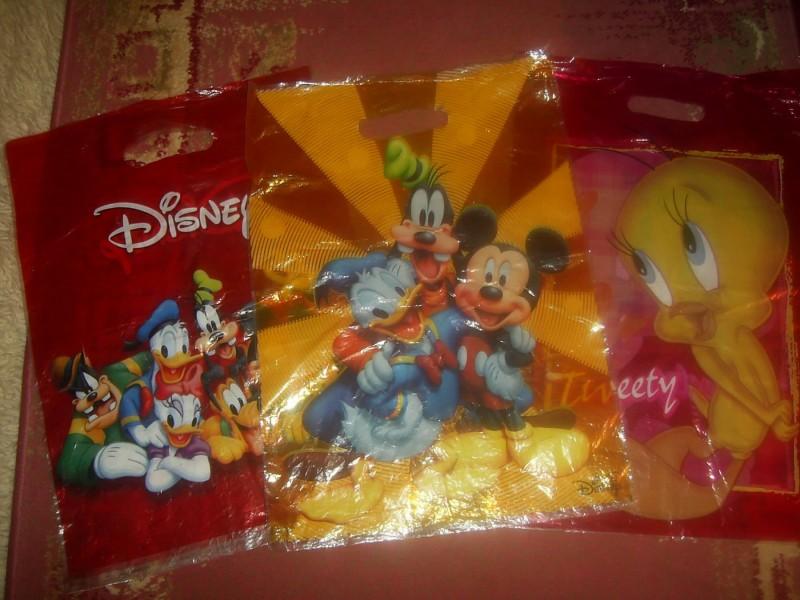 Disney kese Retko