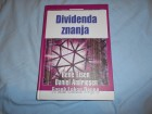 Dividenda znanja,Rene Tisen,D.Andriesen,F.L.Depre,