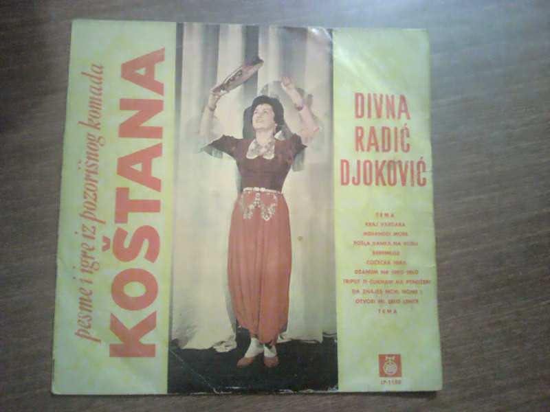 """Divna Radić Đoković - Pesme I Igre Iz Pozorišnog Komada """"Koštana"""""""