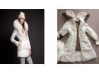 Divna punjena stepana jakna mantil