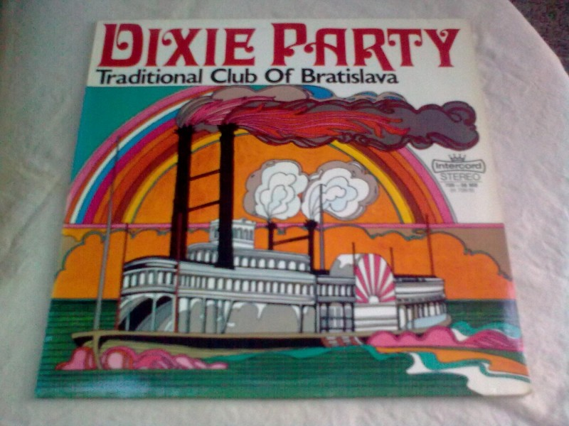 Dixieland Party