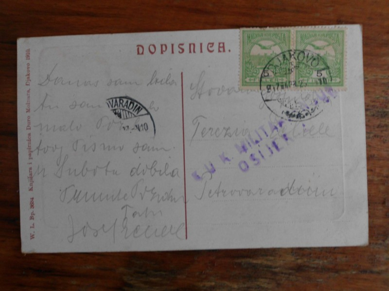 Djakovo Hrvatska W. L.