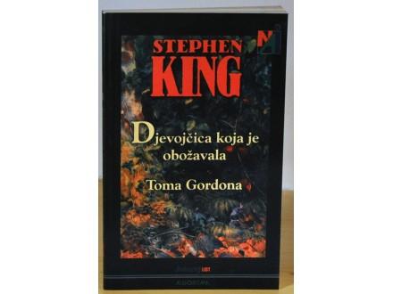 Djevojčica koja je obožavala Toma Gordona -Stephen King