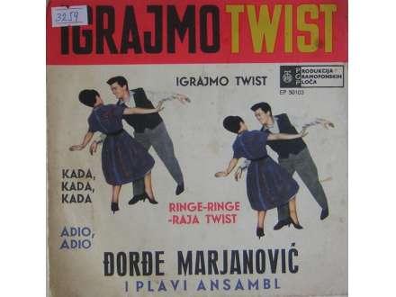 Đorđe Marjanović - Igrajmo Twist