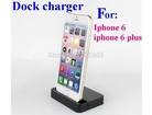 Docking station  iPhone 6 plus  Crni