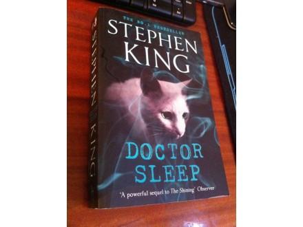 Doctor sleep Stephen King
