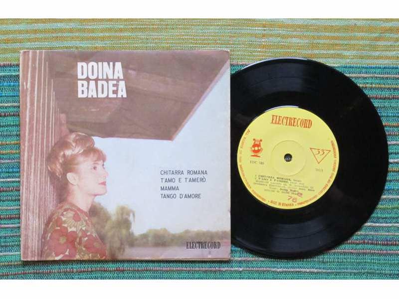 Doina Badea - Chitarra Romana / T`Amo E T`Amerò / Mamma / Tango D`Amore