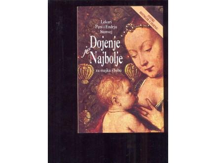 Dojenje je najbolje za majku i bebu Peni i Endrju Stenv