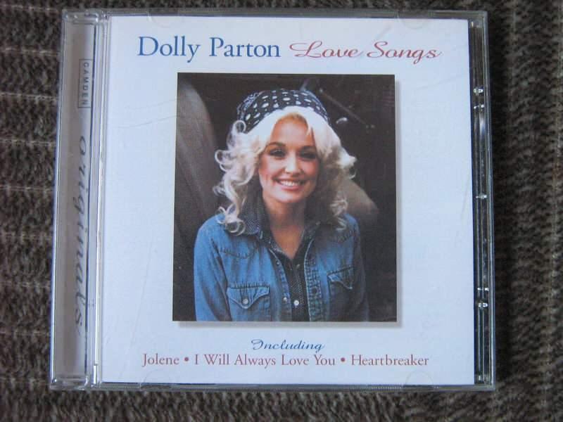 Dolly Parton - Love Songs