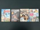 Domaci i strani filmovi (4 Komada) - ORIGINAL